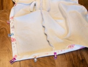 Easy tutorial - how to take a lined jacket PDF sewing pattern and sew it with a single layer of fabric (unlined)