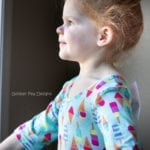 An easy to follow tutorial showing how to combine two PDF sewing patterns to make an adorable bow back dress for babies / toddlers / girls. Multiple sleeve lengths and sleeveless option. Slim skirt or full skirt.